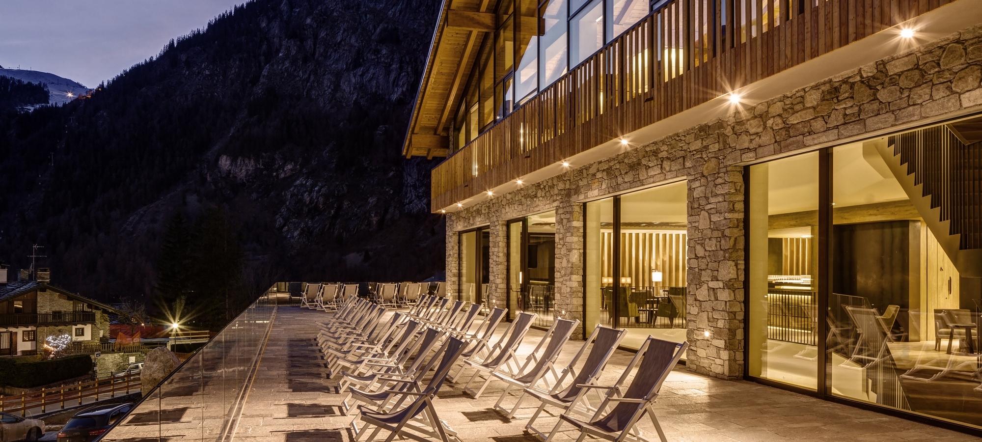 Grand Hotel Mont Blanc